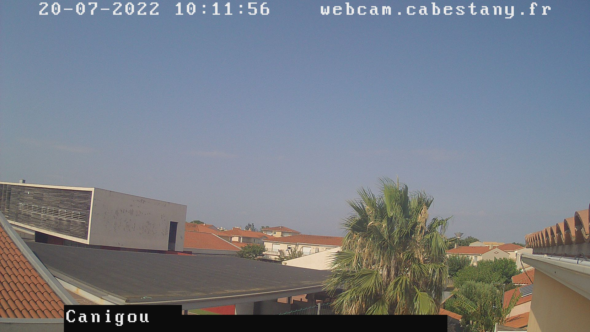 Webcam météo cabestany (66330 – pyrénées orientales)